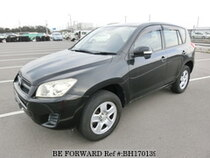 Used 2011 TOYOTA RAV4 BH170139 for Sale for Sale