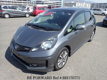 Used 2013 HONDA FIT BH170771 for Sale for Sale