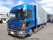 Used 2013 HINO RANGER BH172025 for Sale for Sale