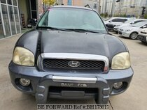 Used 2003 HYUNDAI SANTA FE BH173017 for Sale for Sale