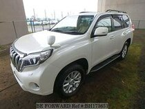 Used 2015 TOYOTA LAND CRUISER PRADO BH173651 for Sale for Sale