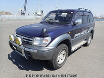 Used 1996 TOYOTA LAND CRUISER PRADO BH173395 for Sale for Sale