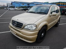 Used 1999 MERCEDES-BENZ M-CLASS BH173775 for Sale for Sale