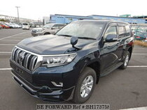 Used 2019 TOYOTA LAND CRUISER PRADO BH173758 for Sale for Sale