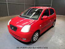 Used 2005 KIA MORNING (PICANTO) BH174322 for Sale for Sale