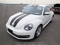 Used 2013 VOLKSWAGEN THE BEETLE BH173428 for Sale for Sale