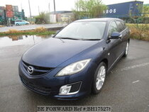 Used 2009 MAZDA ATENZA SPORT WAGON BH175278 for Sale for Sale
