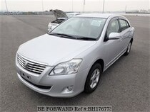 Used 2008 TOYOTA PREMIO BH176773 for Sale for Sale