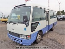 Used 2000 TOYOTA COASTER BH176630 for Sale for Sale