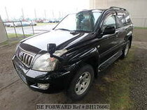Used 2009 TOYOTA LAND CRUISER PRADO BH176663 for Sale for Sale