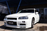 2000 NISSAN STAGEA RS-V