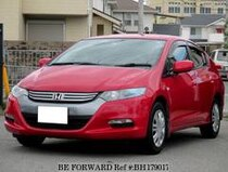 Used 2009 HONDA INSIGHT BH179017 for Sale for Sale