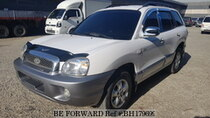 Used 2005 HYUNDAI SANTA FE BH179699 for Sale for Sale