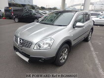 Used 2008 NISSAN DUALIS BG866025 for Sale for Sale