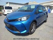 Used 2015 TOYOTA VITZ BG957343 for Sale for Sale