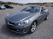 Used 2011 MERCEDES-BENZ SLK BH041781 for Sale for Sale