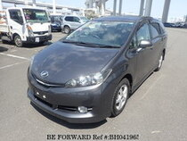 Used 2015 TOYOTA WISH BH041965 for Sale for Sale