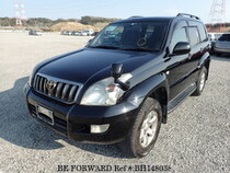Used 2008 TOYOTA LAND CRUISER PRADO BH148038 for Sale for Sale
