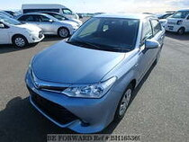 Used 2015 TOYOTA COROLLA AXIO BH165369 for Sale for Sale