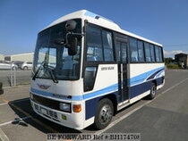 Used 1991 HINO RAINBOW BH174708 for Sale for Sale