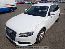 Used 2008 AUDI A4 BH176598 for Sale for Sale