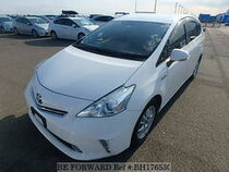Used 2013 TOYOTA PRIUS ALPHA BH176530 for Sale for Sale