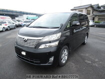 Used 2010 TOYOTA VELLFIRE BH177776 for Sale for Sale