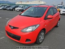 Used 2011 MAZDA DEMIO BH177574 for Sale for Sale