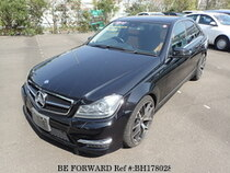 Used 2012 MERCEDES-BENZ C-CLASS BH178028 for Sale for Sale