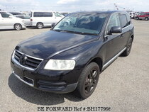 Used 2005 VOLKSWAGEN TOUAREG BH177998 for Sale for Sale