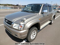 Used 2002 TOYOTA HILUX SPORTS PICKUP BH179746 for Sale for Sale