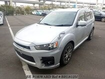 Used 2011 MITSUBISHI OUTLANDER BH181255 for Sale for Sale