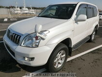 Used 2003 TOYOTA LAND CRUISER PRADO BH181221 for Sale for Sale