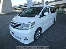 Used 2008 TOYOTA ALPHARD BH181236 for Sale for Sale
