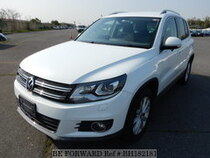 Used 2014 VOLKSWAGEN TIGUAN BH182181 for Sale for Sale