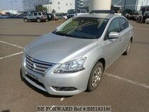 Used 2013 NISSAN SYLPHY BH183180 for Sale for Sale