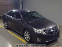 Used 2013 TOYOTA CAMRY HYBRID BH183730 for Sale for Sale