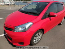 Used 2013 TOYOTA VITZ BH183741 for Sale for Sale