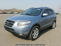 Used 2006 HYUNDAI SANTA FE BH187544 for Sale for Sale