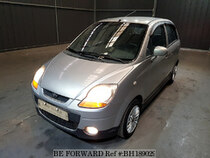 Used 2008 DAEWOO (CHEVROLET) MATIZ (SPARK) BH189029 for Sale for Sale
