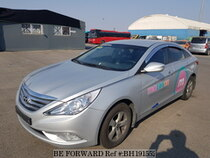 Used 2015 HYUNDAI SONATA BH191552 for Sale for Sale