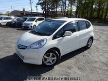 Used 2012 HONDA FIT HYBRID BH192417 for Sale for Sale