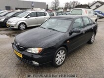 Used 2000 NISSAN PRIMERA BH195617 for Sale for Sale