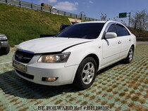 Used 2006 HYUNDAI SONATA BH198193 for Sale for Sale