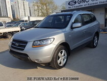 Used 2006 HYUNDAI SANTA FE BH198666 for Sale for Sale