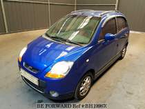 Used 2008 DAEWOO (CHEVROLET) MATIZ (SPARK) BH199870 for Sale for Sale