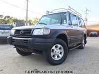 1999 HYUNDAI GALLOPER MANUAL/DIESEL