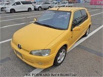 Used 2002 PEUGEOT 106 BG807143 for Sale for Sale