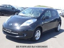 Used 2011 NISSAN LEAF BH186587 for Sale for Sale