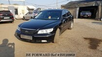 Used 2007 HYUNDAI GRANDEUR BH209826 for Sale for Sale